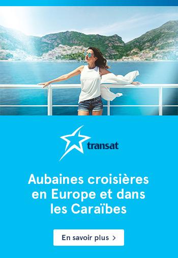 TRANSAT - AUBAINES CROISIÈRES