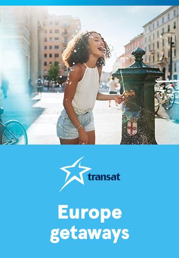 TRANSAT - Europe générique