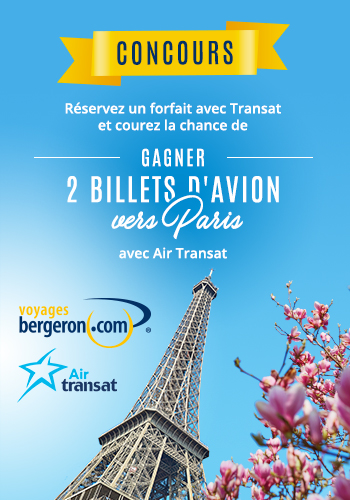 TRANSAT - TIRAGE PAIRE DE BILLET
