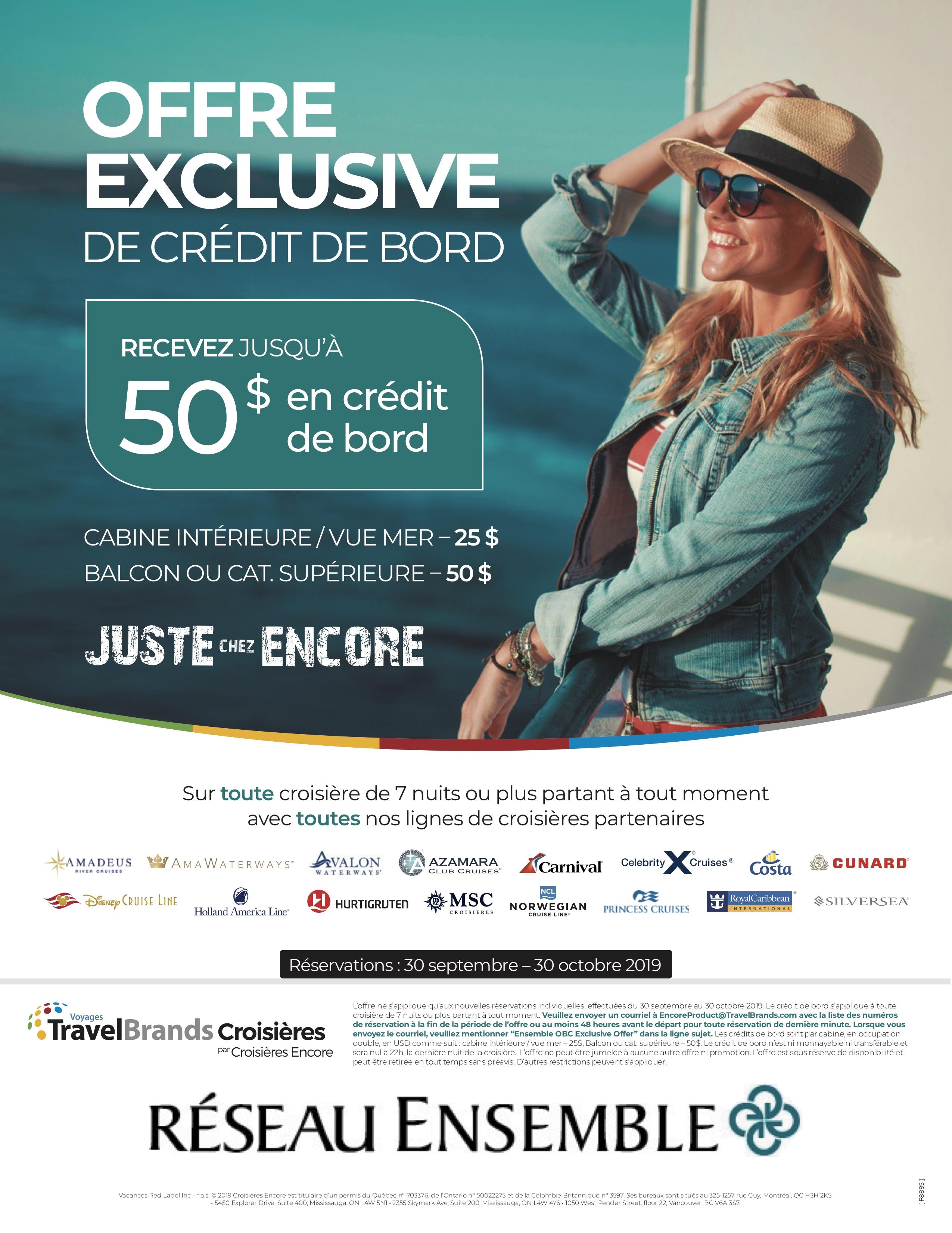 Encore Cruises