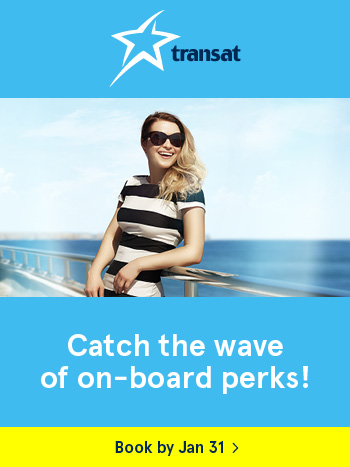 TRANSAT CRUISE MONTH