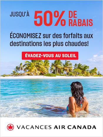 VAC SUMMER DEAL 50%