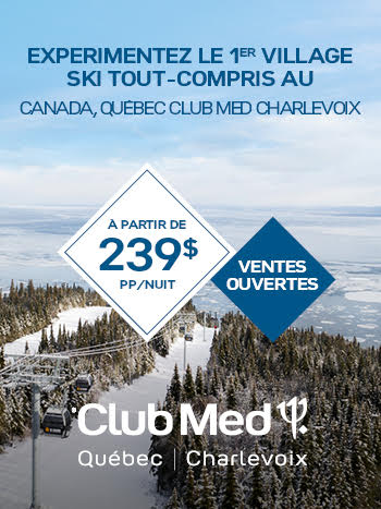 clubmed charlevoix